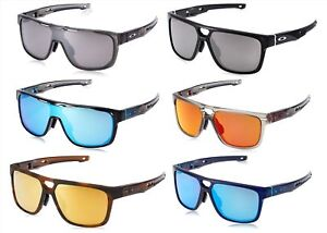 Image is loading Oakley-Crossrange-Shield-Patch-Asian-Fit-Sunglasses-Choice- 586e7002fb