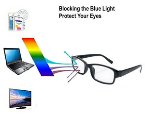 2-X-Slim-Unisex-Reading-Glasses-Designer-Vision-Anti-Glare-Blue-Light-Computer