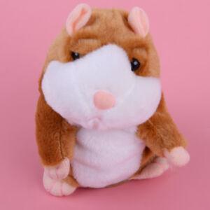suoni Plushie Mouse Talking bambini Registratore Hamster di Pet per N8wmn0Ov