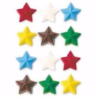 Stars Chocolate Candy Mold From Wilton 1554 -