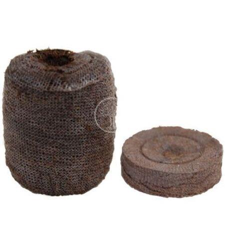 Jiffy 7 Peat Pellets 42 mm Seed Starting Plugs Growing Media #703-1000 Count