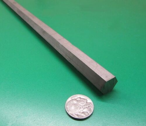 """303 Stainless Steel Hex Rod 5//8/"""" Hex x 36/"""" Length"""