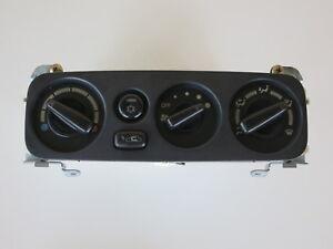 02 Mitsubishi Montero Sport Climate Control Panel Temperature Unit A//C Heater