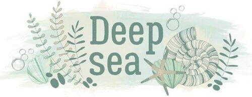 Kaisercraft Deep Sea Double Sided Paper Ocean Turtle Snorkel P2663