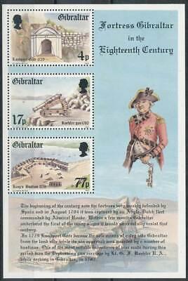 Clever 253580 Europa Gibraltar Block 8** Befestigungen