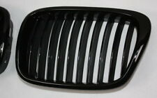 SPORTGRILL GRILL FRONTGRILL KÜHLERGRILL BMW E39 5er SCHWARZ GLANZ BLACK GLOSSY