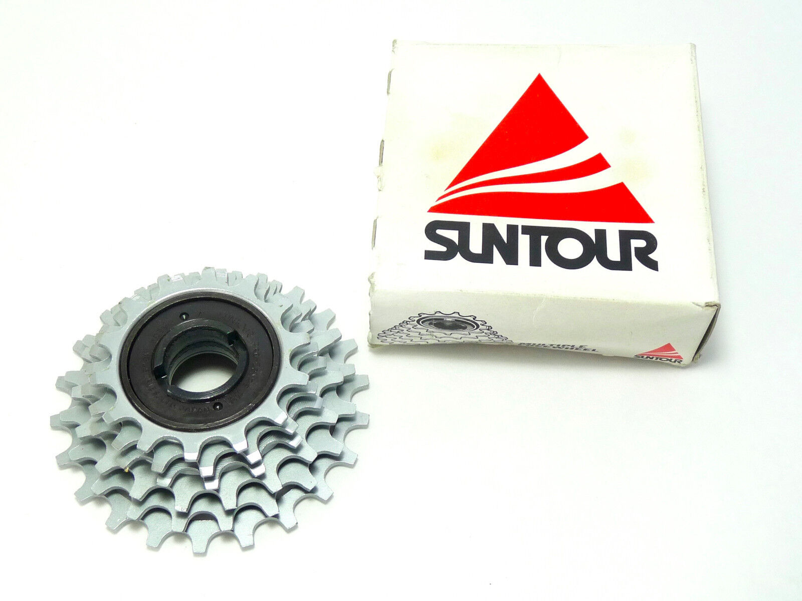 Suntour 6 Speed Freewheel 14-22 Ultra Spaced 120 For 126mm Vintage Bike NOS