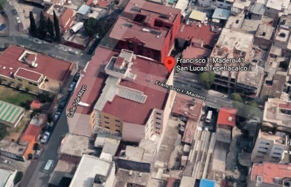 REMATE BANCARIO DEPTO EN FRANCISCO I MADERO 41 SAN LUCAS TEPETLACALCO TLALNEPANTLA