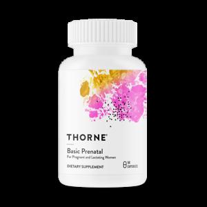 THORNE-Research-Basic-Prenatal-90-Kapseln-VERSAND-WELTWEIT