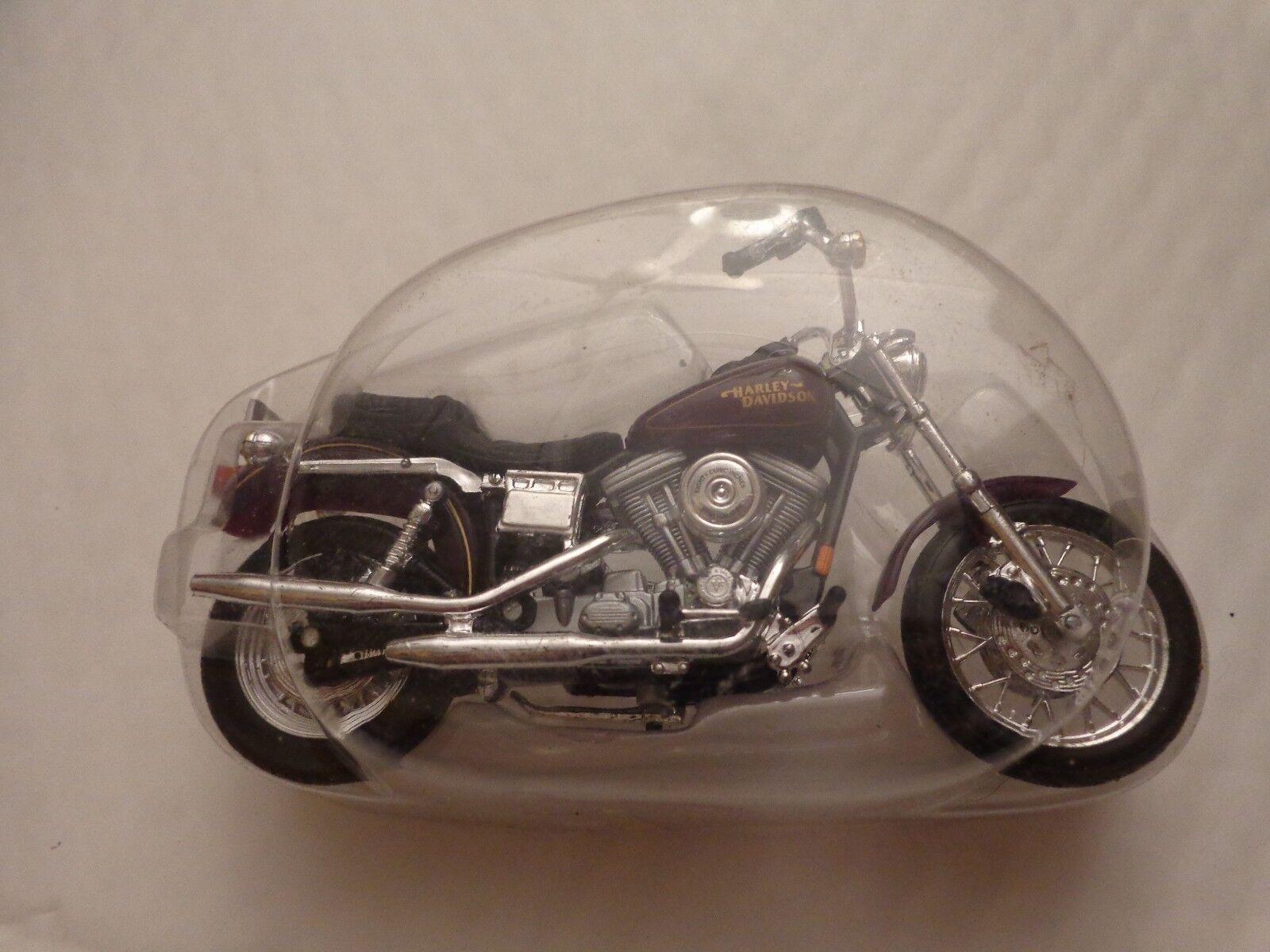 NEW 1 18 MAISTO - 1999 FXDL DYNA LOW RIDER HARLEY DAVIDSON - MOTORCYCLE BIKE