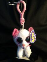 Ty Beanie Boos 2013 Key Clip Muffin The Cat 3 Free Shipping