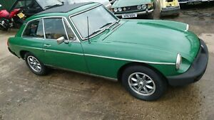 1979 MGB GT IDEAL STARTER CLASSIC *DEPOSIT TAKEN PLEASE SEE OUR OTHER ITEMS*