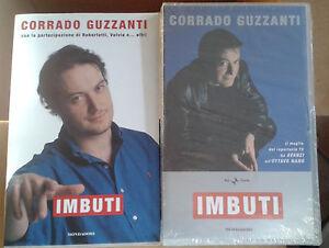 CORRADO-GUZZANTI-IMBUTI-DA-AVANZI-ALL-039-OTTAVO-NANO-LIBRO-VHS
