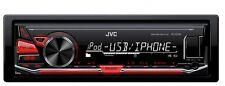 Autoradio JVC KD-X230E MP3 AUX IN USB illuminazione rosso
