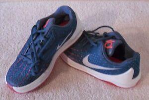 half off 29218 34fbd Details about NEW Nike KD 8 TD Toddler Boys Girls Shoes Sneakers 5c Dark  Blue MSRP$85