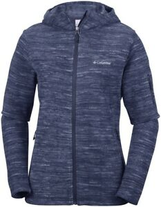 COLUMBIA-Fast-Trek-EL1016591-Warm-Full-Zip-Fleece-Jacket-Hooded-Womens-All-Size