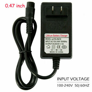 Sporting Balancing Scooter Hoverboard Adapter Charger Power Supply 42V 1.5A USA