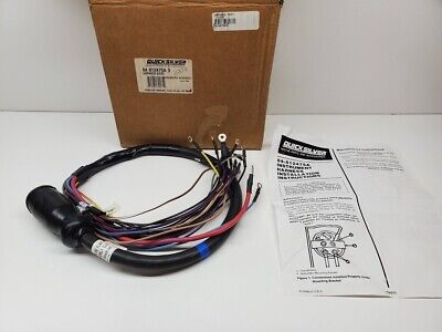 New Mercury Mercruiser Quicksilver Oem Part # 84-8M0056175 Harness