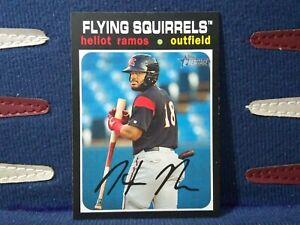 2020-Topps-Heritage-Minor-League-25-Heliot-Ramos-Richmond-Flying-Squirrels