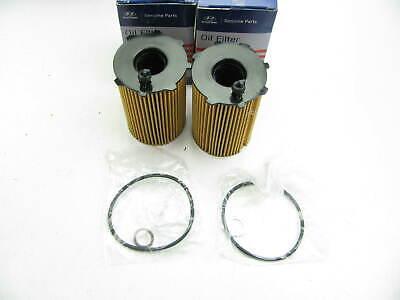 Premium Oil Filter for Hyundai Kia w// V6 Engine 2010-2015 OE# 263203CAA0 Pack 3