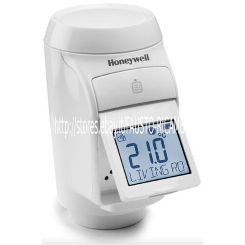 HONEYWELL EVOHOME CONNECTED PACK  TESTINA X RADIATORE HR92WE