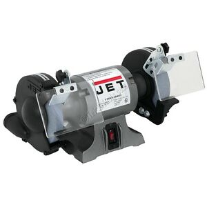 Magnificent Details About Jet Jbg 6A 6 Industrial 1 2 Hp Bench Grinder 577101 Camellatalisay Diy Chair Ideas Camellatalisaycom
