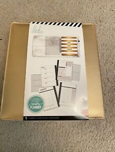 Heidi Swapp Memory Planner 122Piece Large Gold Kit