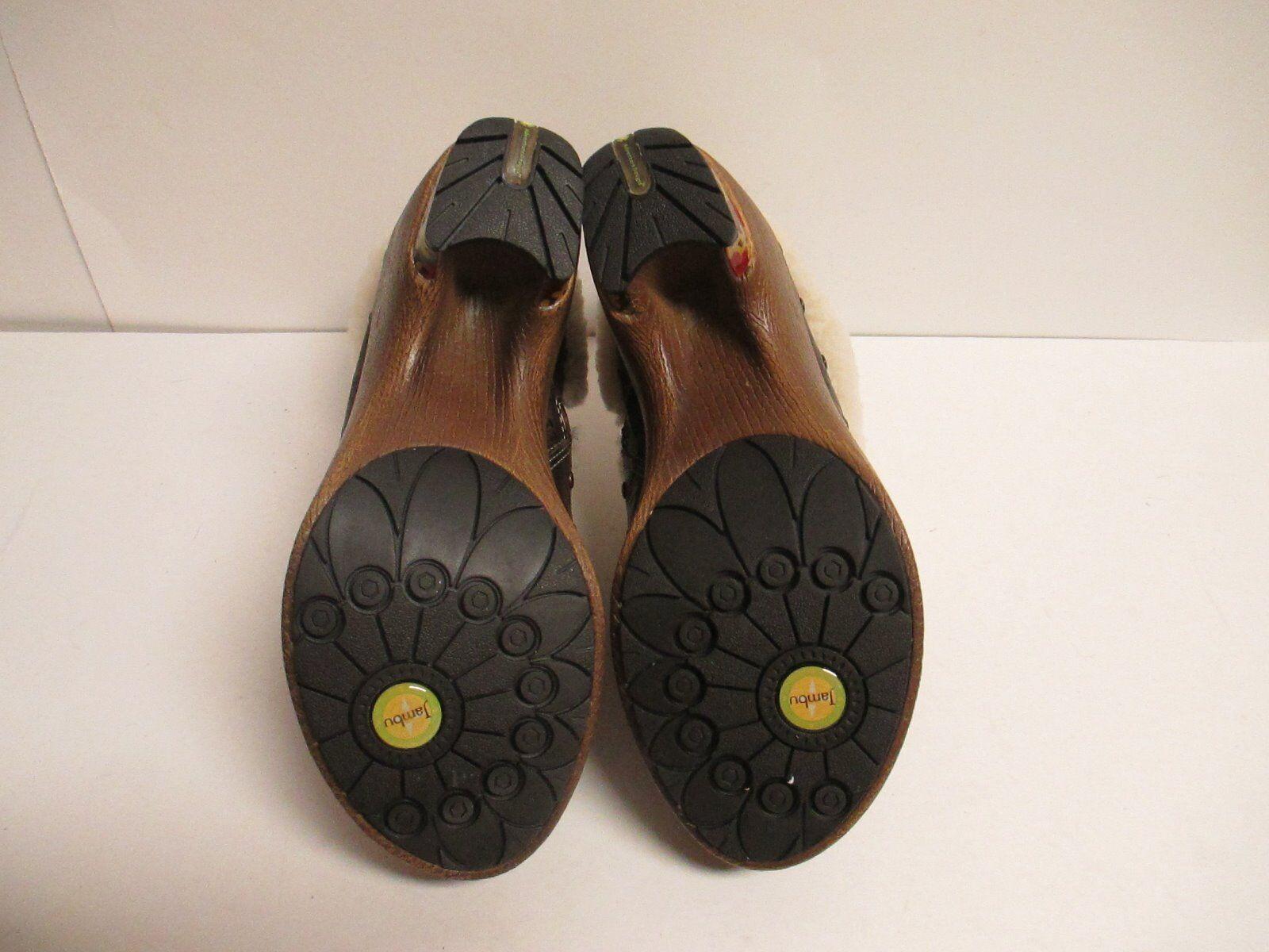 Jambu Holland Ankle Stiefel Stiefel Stiefel 6 M braun Leather New with Box fdf380
