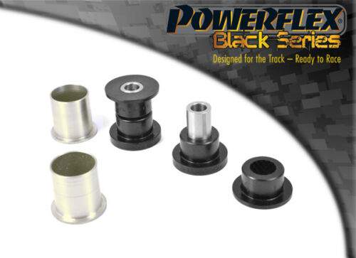 PFF60-801BLK Powerflex Front Arm Front Bushes BLACK Series 2 in Box