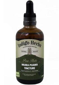 Muira-puama-Tintura-100ml-calidad-Garantizada-Indigo-Hierbas