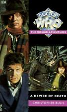 Doctor Who 4th Dr Sarah Harry Device of Death Missing Adventure Virgin Books