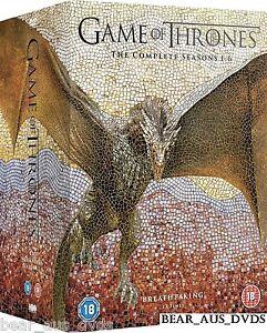 GAME-OF-THRONES-1-6-2011-2016-KINGS-SWORDS-DRAGONS-WINTER-TV-Series-NEW-DVD-UK