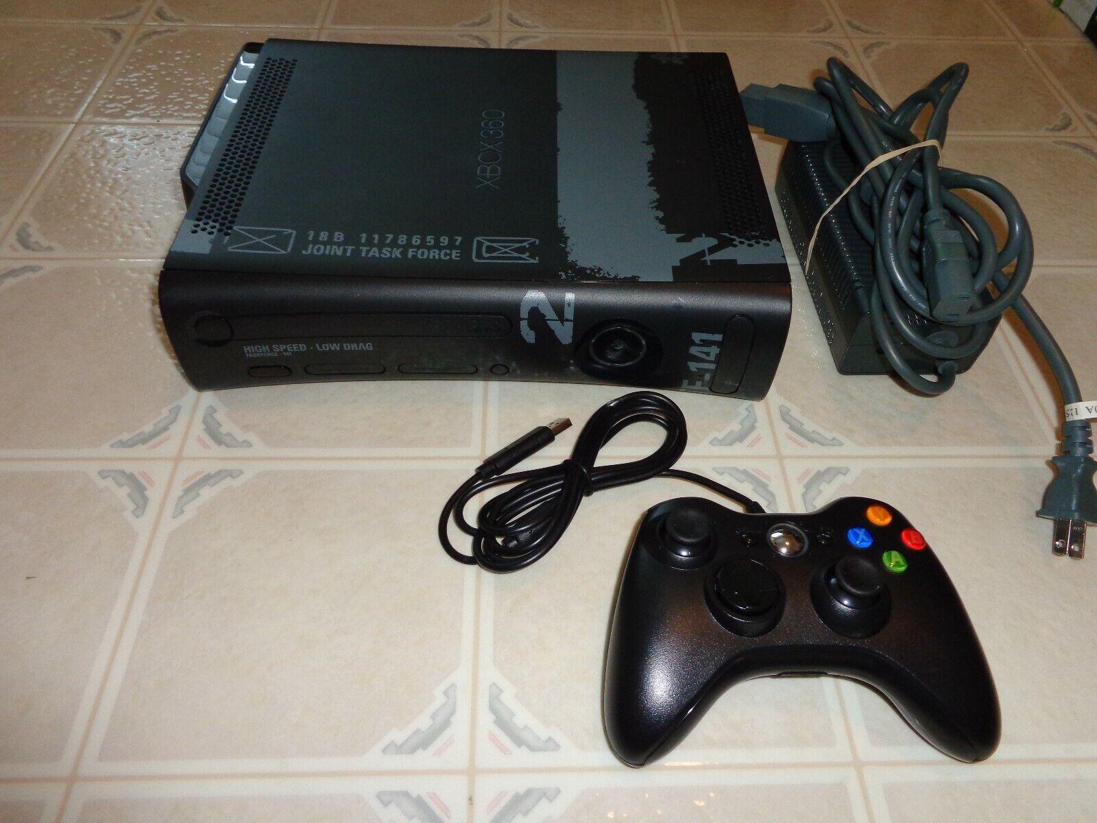 Microsoft Xbox 360 Elite Console 250GB - joint process..