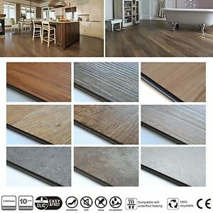 Image Is Loading CLICK LVT FLOOR LUXURY VINYL TILES Amp PLANKS