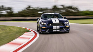 2019-Ford-Shelby-Mustang-GT350-Auto-Car-Art-Silk-Wall-Poster-24x36-034