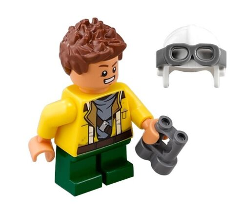 LEGO STAR WARS MINIFIGURE ROWAN FREEMAKER ADVENTURES STARSCAVENGER 75147