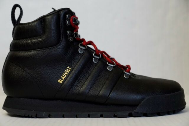 401ebc17427 Adidas Jake Blauvelt Boot Snowboarding Shoes Size 8 G56462 Black University  Red
