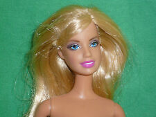 Blonde Barbie Doll ~ Belly Button Type~ Play/ Parts/OOAK