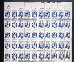 #1756 – FULL SHEET Of 50 - George M. Cohan - 15 cent stamps