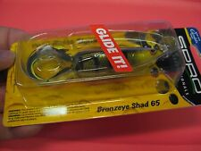 SPRO Bronzeye Shad 65mm Soft Plastic Fishing Lure / 1/2 Oz / Wicked Perch 36