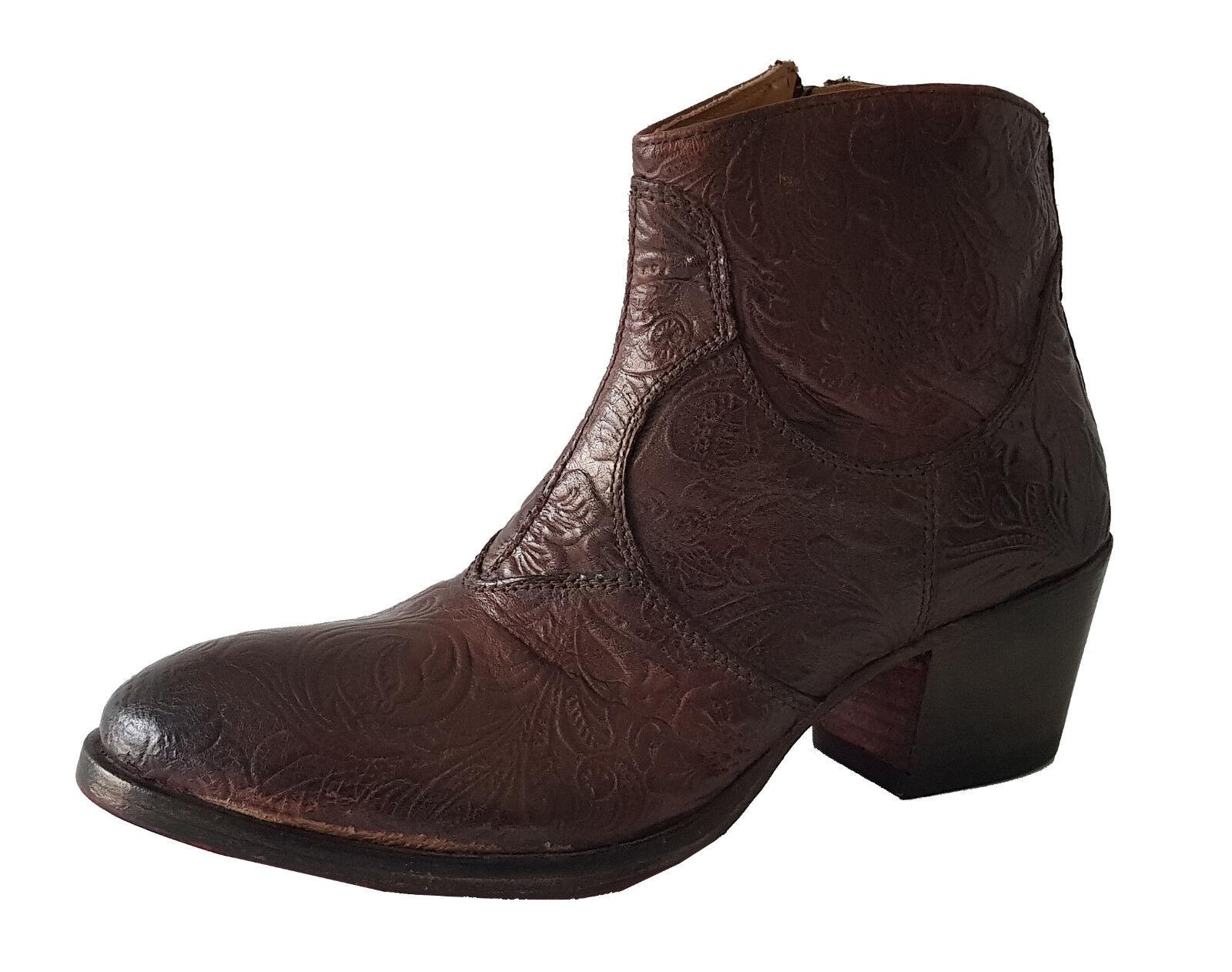 botas zapatos Stifletten Stifletten Stifletten somos reproducción gr. hecho a mano de Italia 37 nuevos  venta caliente