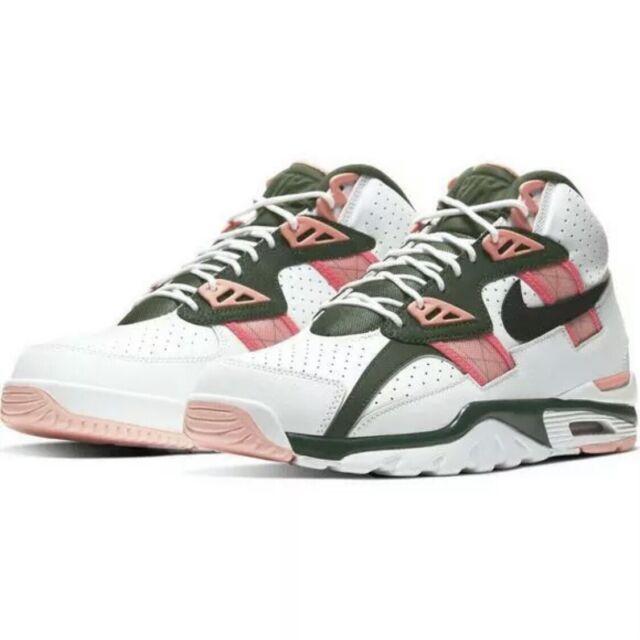 Nike Air Trainer SC High White Pink
