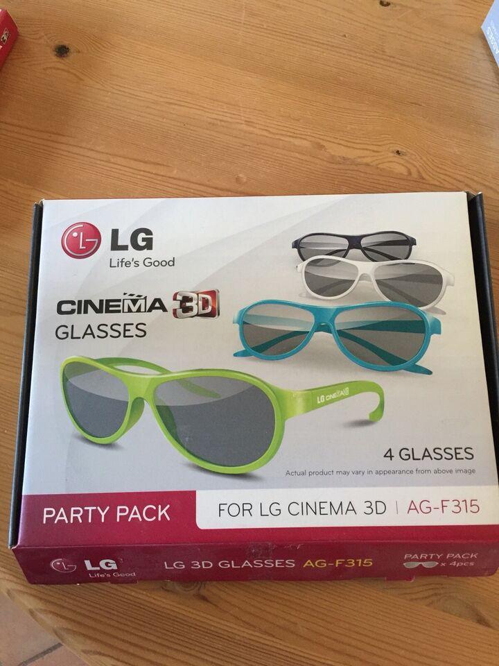 3D, LG
