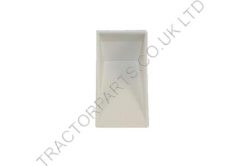 International 74 Series White Plastic Cab Frame Trim 3113328R1
