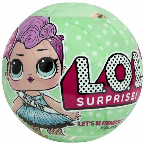 LOL Surprise Ball Series 2 Wave 2 Big Sister Doll