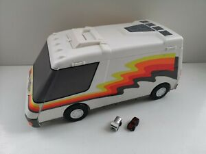 VINTAGE-1991-Micro-Machines-Galoob-SUPER-Van-CITY-Play-Set-020