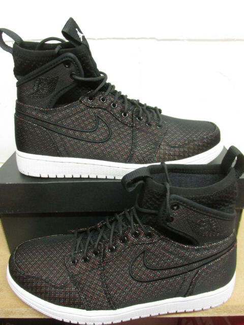 9bda2bf2d59f Nike Air Jordan 1 Retro Ultra High Mens Hi Top Basketball Trainers 844700  050