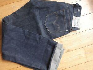 Levi's vintage  clothing 201 W30 L32 Selvedge modele denim rockabilly USA