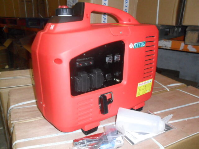 DIDGITAL PETROL GENERATOR SILENT SUITCASE 2.2KVA ELECTRIC START REMOTE CONTROLED