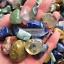 1-2LB-Colorful-Mixed-Natural-Assorted-bulk-tumbled-Gem-stone-mix-20-35-mm thumbnail 69